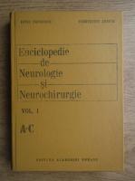Liviu Popoviciu, Constantin Arseni - Enciclopoedie de neurologie si neurochirurgie (volumul 1)
