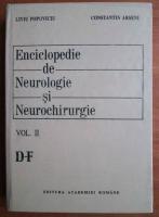 Liviu Popoviciu - Enciclopedie de neurologie si neurochirurgie (volumul 2)