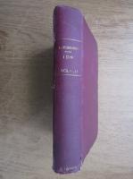Liviu Rebreanu - Ion (2 volume coligate, 1921)