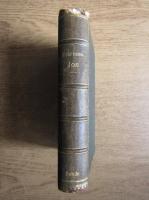 Liviu Rebreanu - Ion (2 volume coligate, 1924)