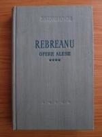 Liviu Rebreanu - Opere alese. Volumul 4: Rascoala