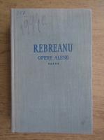 Anticariat: Liviu Rebreanu - Opere alese (volumul 5)