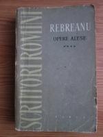 Liviu Rebreanu - Opere alese, volumul IV. Rascoala