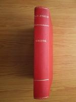 Lloyd C. Douglas - Obsesia (traducere de Jul. Giurgea, editie veche)