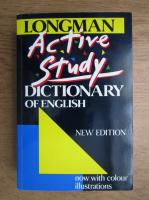 Anticariat: Longman active study. Dictionary of english