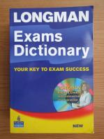 Longman. Exams dictionary. Your key to exam success