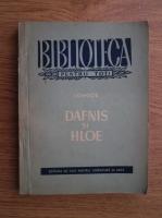Anticariat: Longos - Dafnis si Hloe