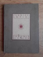 Anticariat: Longos - Daphnis si Chloe. Roman pastoral (1922)