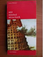 Lorenz Dittmann - Stil simbol structura