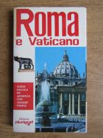 Anticariat: Loretta Santini - Roma e Vaticano. Guida practica ed artistica con grande pianta