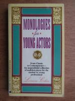 Lorraine Cohen - Monologues for young actors