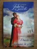 Anticariat: Lorraine Heath - Ducele si doamna in rosu