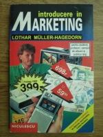 Lothar Muller Hagerdon - Introducere in marketing