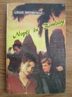 Anticariat: Louis Bromfield - Nopti in Bombay