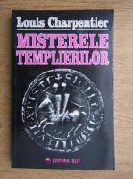 Anticariat: Louis Charpentier - Misterele templierilor