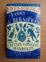 Louis de Bernieres - Captain Corelli's mandolin