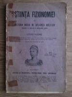 Louis Kuhne - Stiinta fizionomiei sau metoda noua de aflare a bolilor (1907)