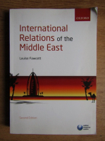 Anticariat: Louise Fawcett - International Relations of the Middle East