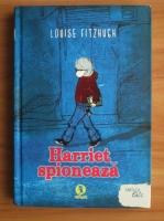 Louise Fitzhugh - Harriet spioneaza