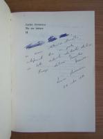 Lucian Avramescu - Nu cer iertare (volumul 2, cu autograful si dedicatia autorului)