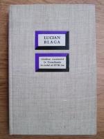 Anticariat: Lucian Blaga - Gandirea romaneasca in Transilvania in secolul al XVIII-lea