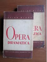 Anticariat: Lucian Blaga - Opera dramatica (2 volume, 1942)
