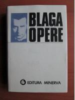 Lucian Blaga - Opere, volumul 2 (Poezii postume)