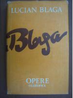 Lucian Blaga - Opere, volumul 9 (Trilogia culturii)