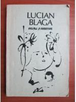 Anticariat: Lucian Blaga - Peisaj si amintire