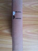 Lucian Blaga - Poezii (Ed. ingrijita de George Ivascu, 1967)