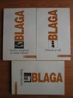 Lucian Blaga - Trilogia culturii (3 volume)