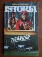 Anticariat: Lucian Cherata - Istoria tiganilor
