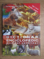 Lucian Ionita - Dictionar enciclopedic medical veterinar roman-englez (volumul 1, a-h)