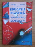 Anticariat: Lucian Stan - Educatie plastica, ghid metodic, clasele I-IV