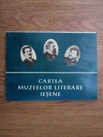 Anticariat: Lucian Vasiliu - Cartea muzeelor literare iesene
