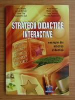 Lucica Borbeli - Strategii didactice interactive