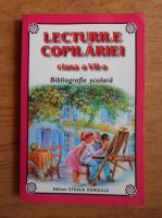 Anticariat: Lucica Lupascu - Lecturile copilariei, clasa a VII-a