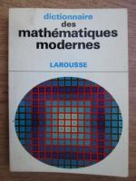 Lucien Chambadal - Dictionnaire de mathematiques modernes
