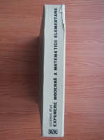 Lucienne Felix - Expunere moderna a matematicii elementare