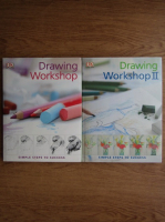 Lucy Watson, Marie Claire Isaaman - Drawing workshop (2 volume)