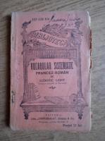 Ludovic Leist - Vocabular sistematic francez roman (1910)