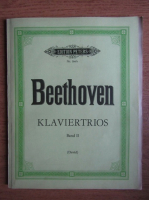 Ludwig van Beethoven - Klaviertrios (volumul 2)