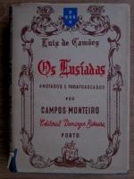 Anticariat: Luis de Camoes - Os Lusiadas