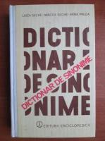 Luiza Seche - Dictionar de sinonime