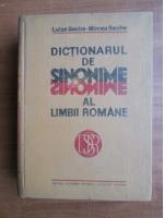 Luiza Seche - Dictionarul de sinonime al limbii romane