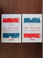 Lydia Ciuca - Dictionar Roman-Francez; Francez-Roman (2 volume)