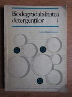 Lydia Maria Vaicum - Biodegradabilitatea detergentilor