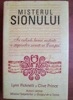 Anticariat: Lynn Picknett si Clive Prince - Misterul Sionului