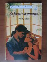 Lynsey Stevens - Si focul va renaste