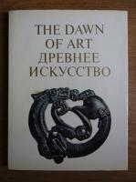 Anticariat: M. Artamonov - The dawn of art